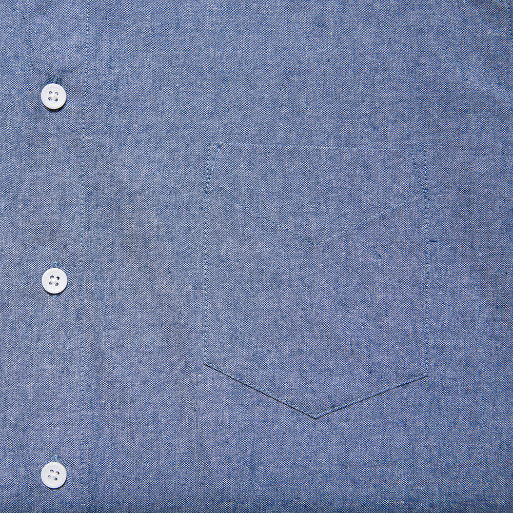 Men's Blue Service Chambray
