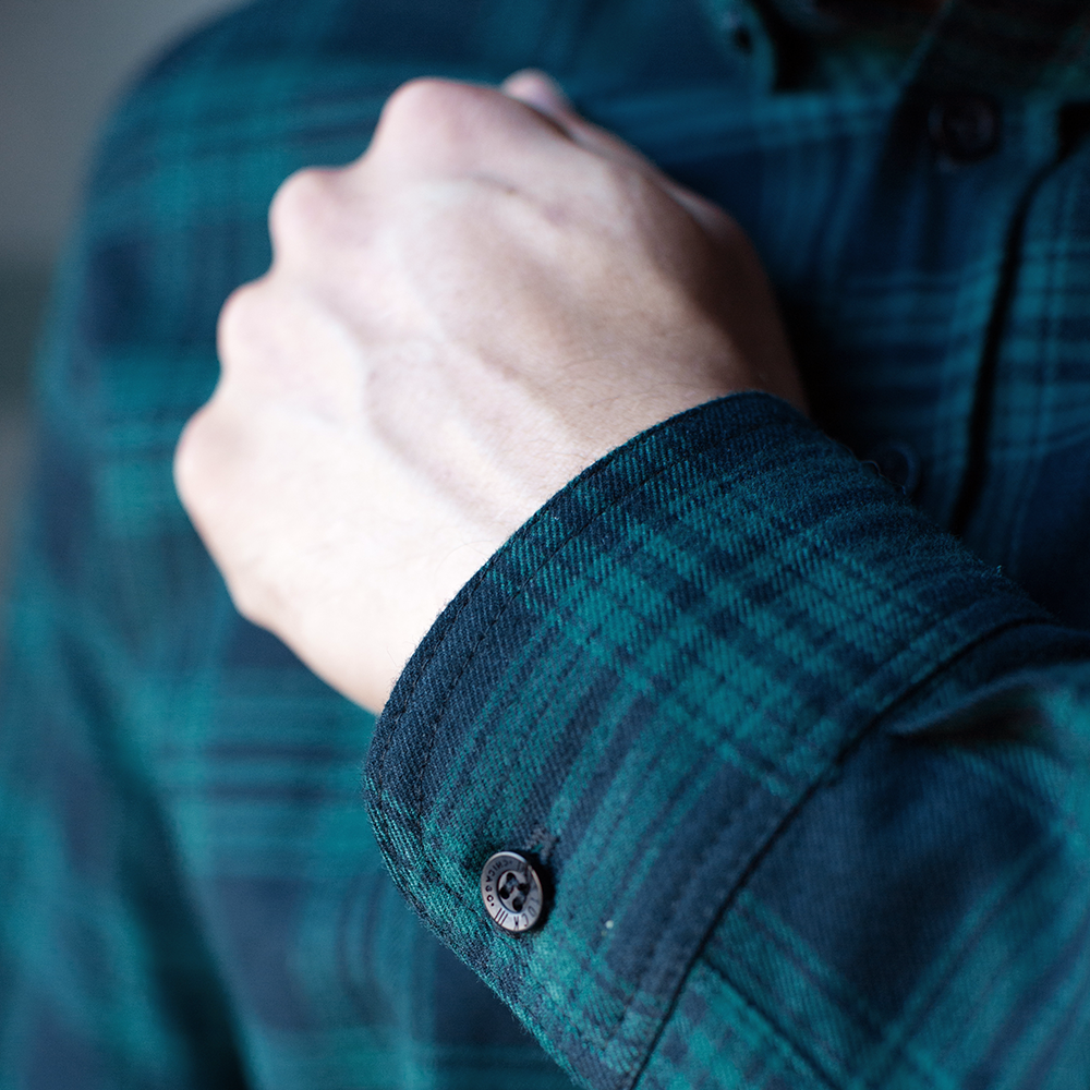 Carnet Plaid Flannel