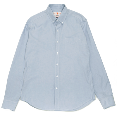 Men's Blue Service Oxford