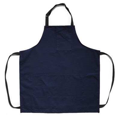 Navy Twill Stock Apron