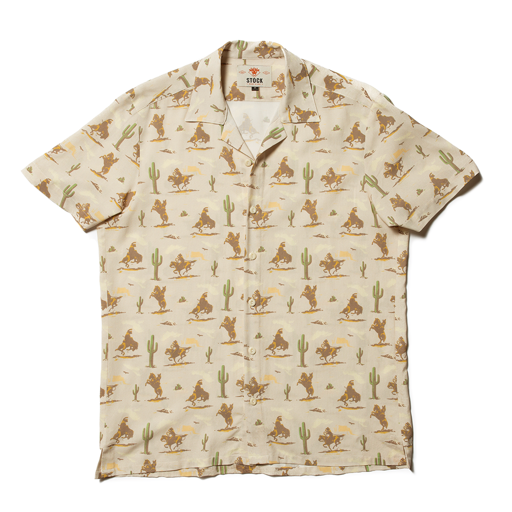 Pioneertown Camp Shirt