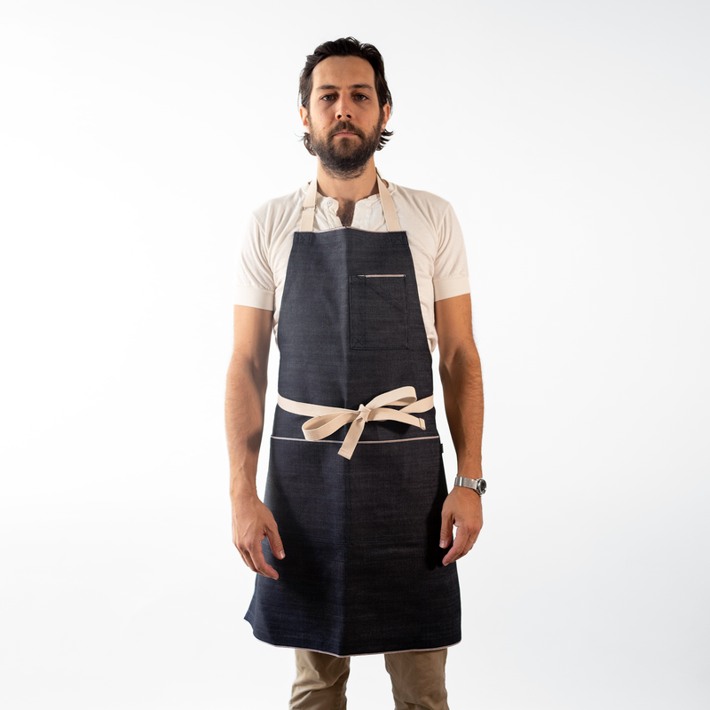 Kaihara Selvedge Denim Stock Apron