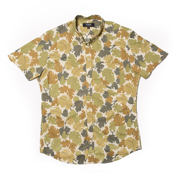 Summer Camo Short Sleeve
