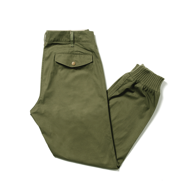 Army Green Flight Pants