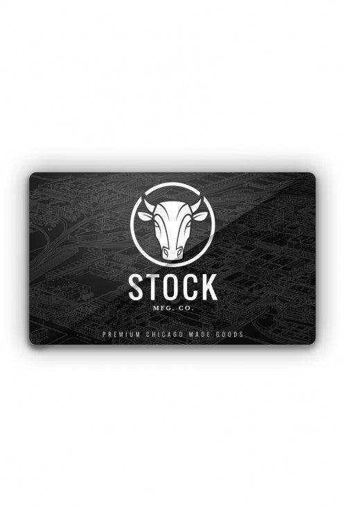 Stock mfg co gift card negle Gallery