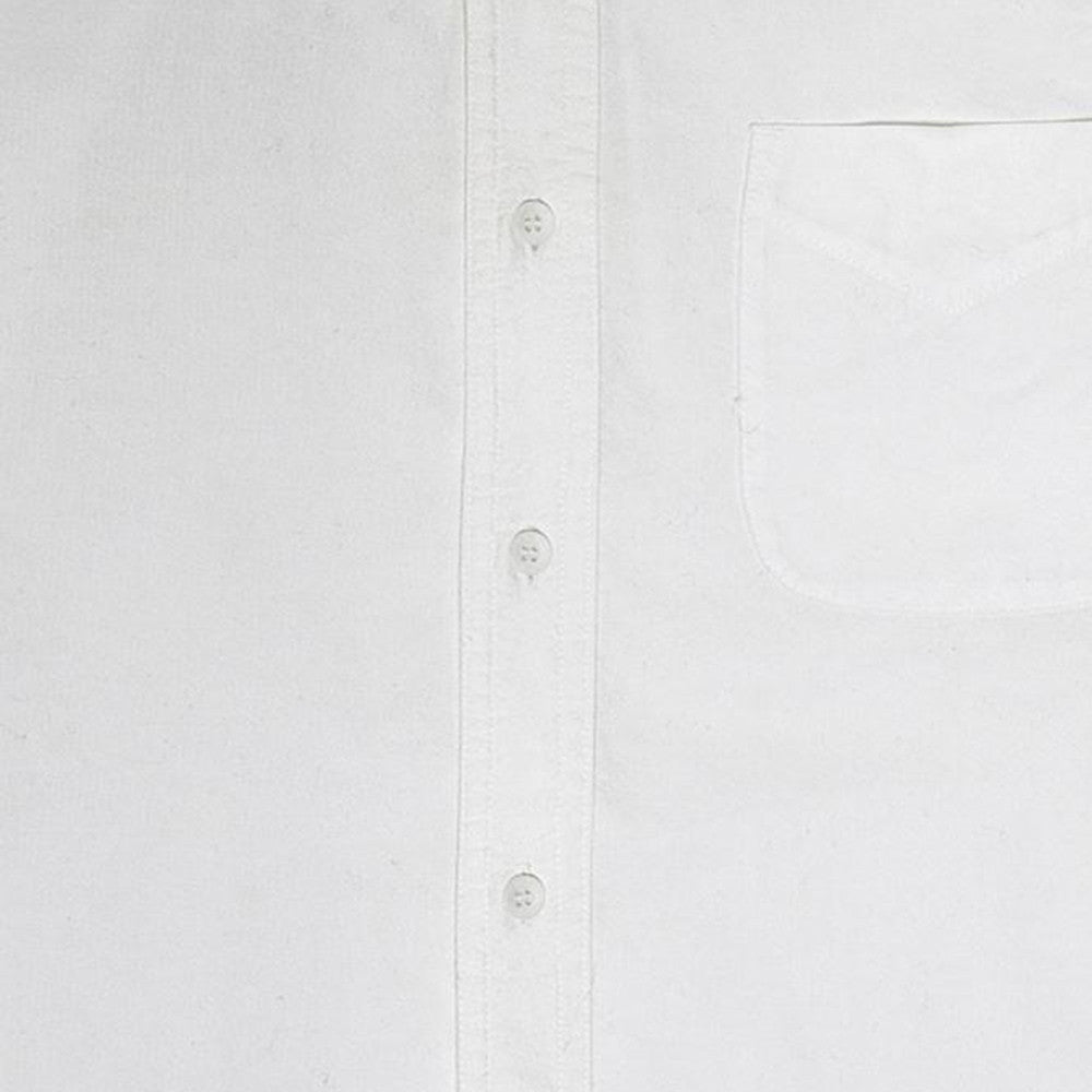 White Oxford Buttondown