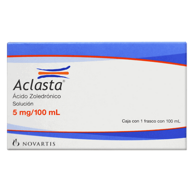 ACLASTA SOL INY 5MG 100ML E