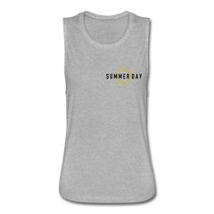 Summer Day Women's Flowy Muscle Tank