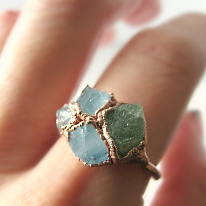 Mothers Ring, Birthstone Ring, Custom Ring