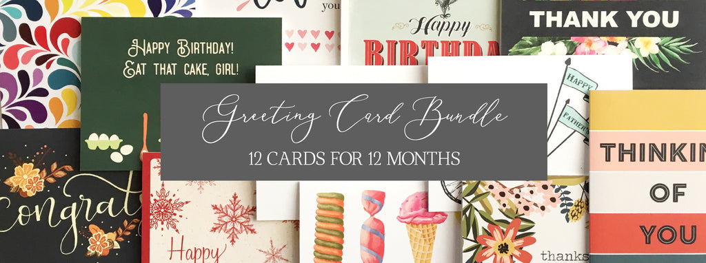 Greeting Card Bundle