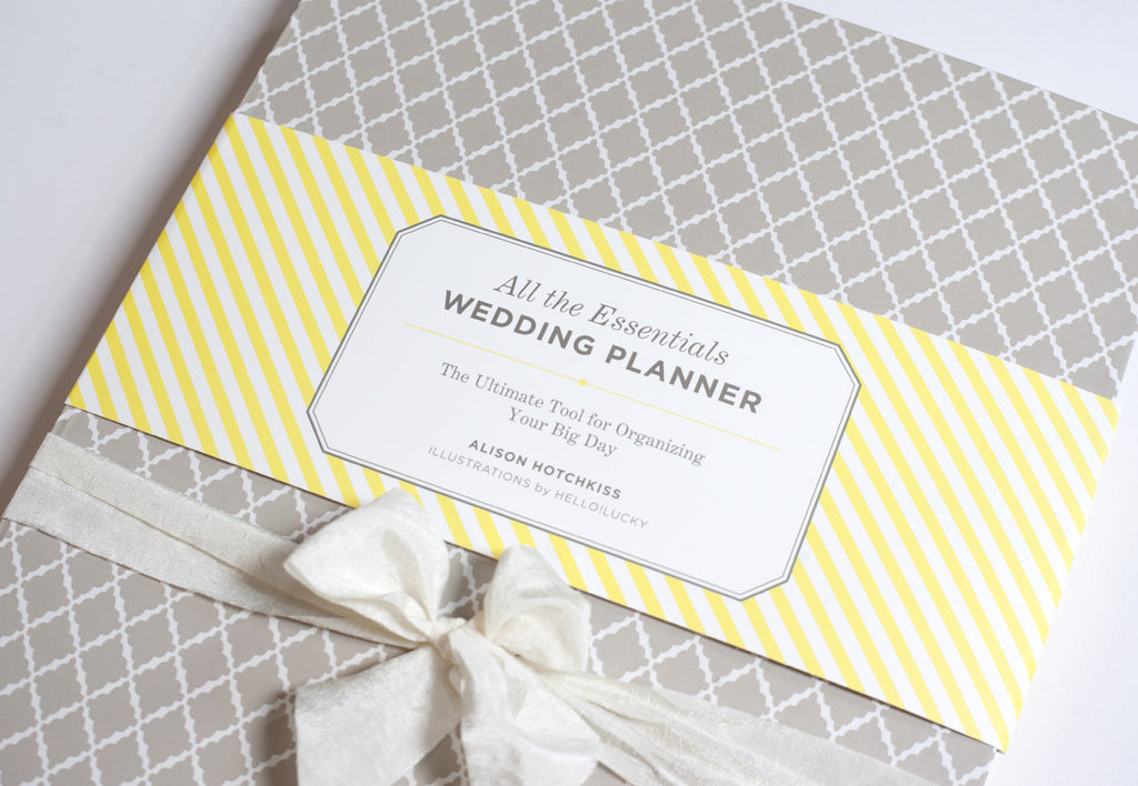 All the Essentials Wedding Planner