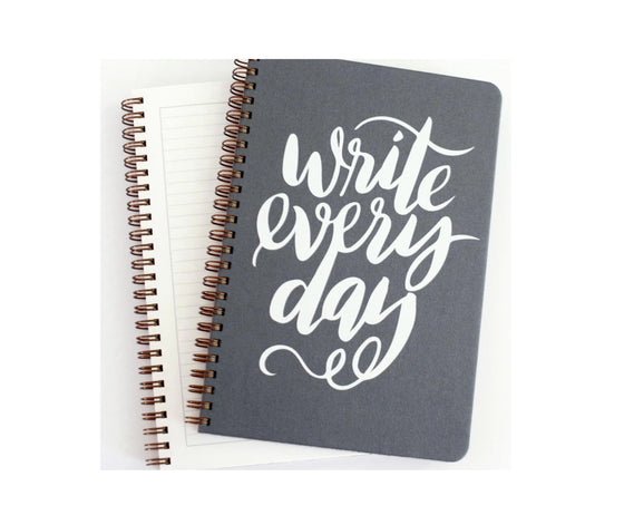 Write Every Day Notebook