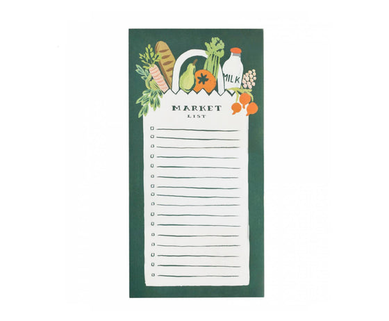Market List Notepad - Rifle Paper