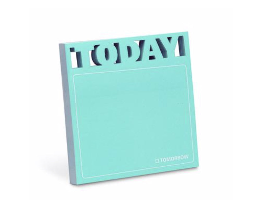 Today Die Cut Sticky Notes
