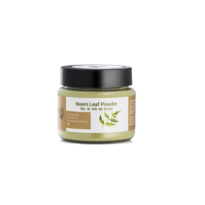 Holistic Tatv Neem Leaf Powder