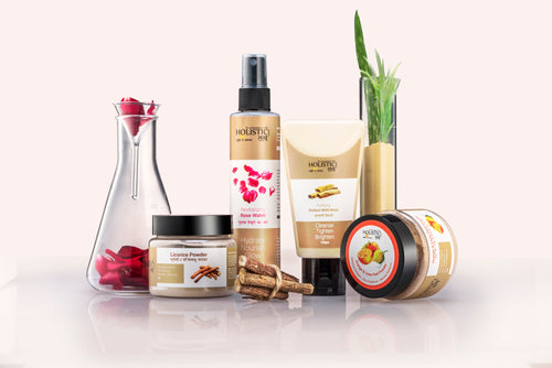 Holistic Tatv  Radiant Skin Essential Kit