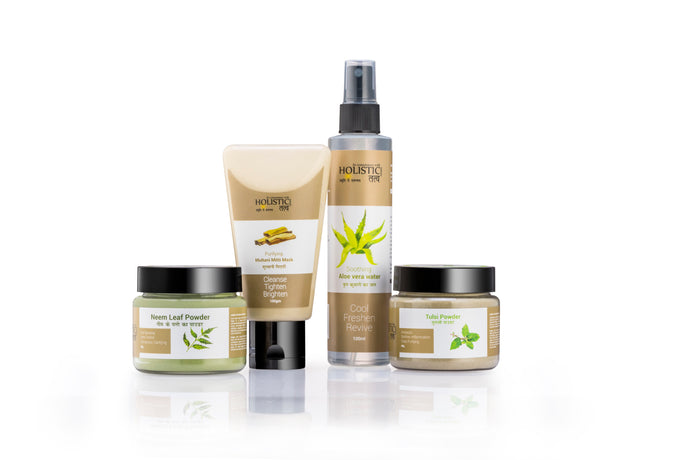 Holistic Tatv  Skin Clear Essential Kit