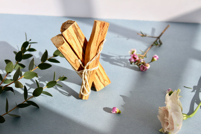 Palo Santo Sticks (XL Thick-Cut)