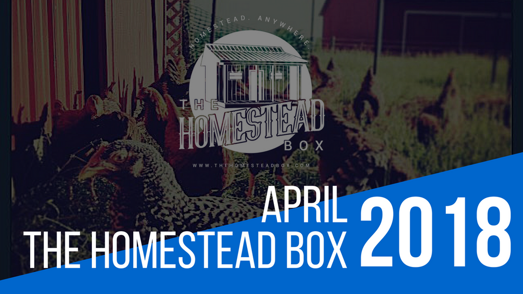 The Homestead Box - April 2018