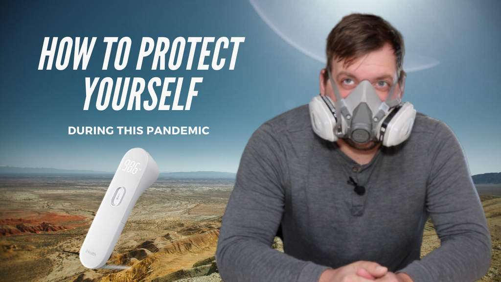 How can you protect yourself at home amid this pandemic?