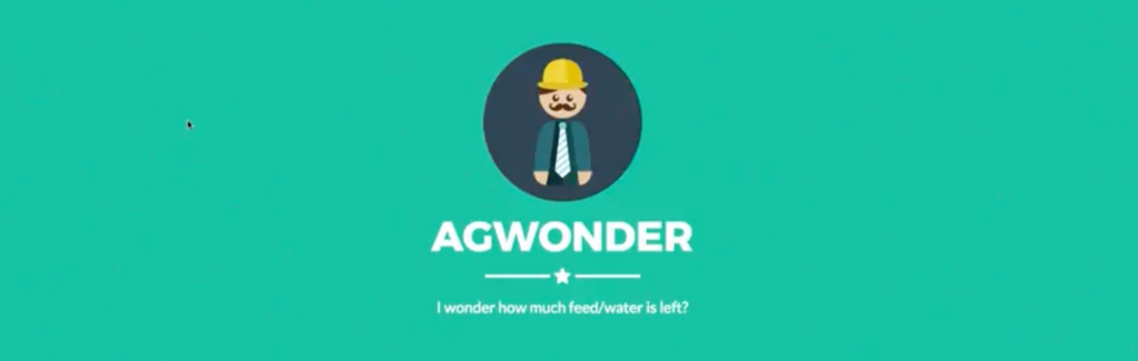 "AgWonder: Won ""Best Use of the AT&T IoT Starter Kit"" at the AT&T IoT Civic Hackathon"
