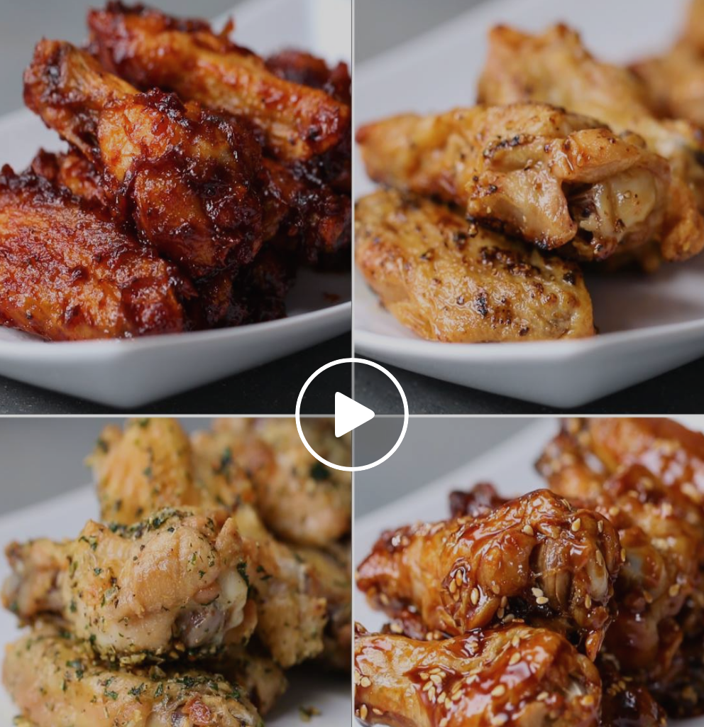 Simple Wings Recipe
