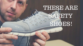 Check out these safety shoes from Reebok