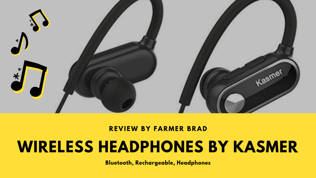 Wireless Headphones by Kasmer