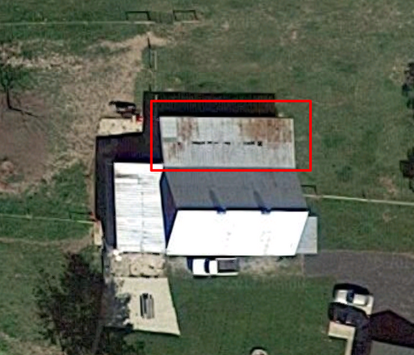 Donation - Help Replace Part of Barn Roofing