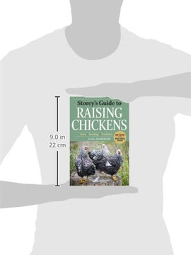 Storey's Guide to Raising Chickens, 3rd Edition - Farmer Brad LLC