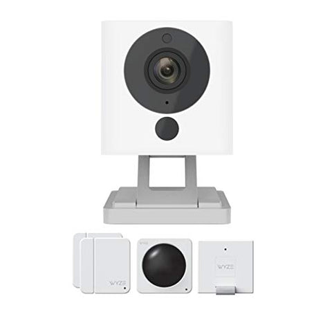 Wyze Cam V2 1080P Indoor Smart Home Camera with Wyze Sense Starter Kit - Farmer Brad LLC