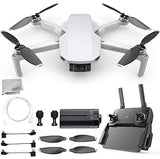 DJI Mavic Mini Portable Drone Quadcopter Starters Bundle - Farmer Brad LLC