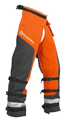 Husqvarna 587160704 Technical Apron Wrap Chap, 36 to 38-Inch - Farmer Brad LLC