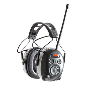 3M Worktunes Wireless Hearing Protection with Bluetooth Technology and AM/FM Radio - Farmer Brad LLC