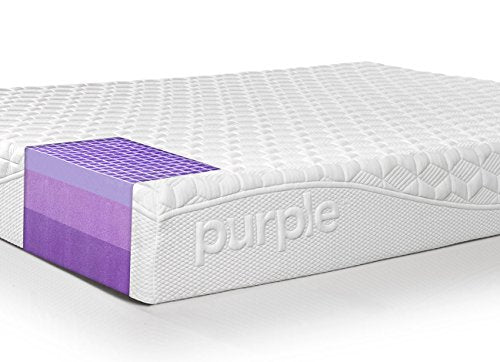 Purple The Bed - King Size Mattress - Farmer Brad LLC
