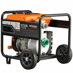 Generac 6822, Semi-Trash Water Pump, 5 HP, 2-inch, with Accessory Kit - Farmer Brad LLC