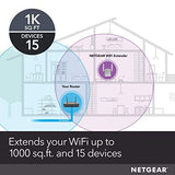 NETGEAR Wifi Range Extender EX3700 - Coverage Up to 1000 Sq.ft. and 15 devices with AC750 Dual Wireless Signal Booster & Repeater - Farmer Brad LLC