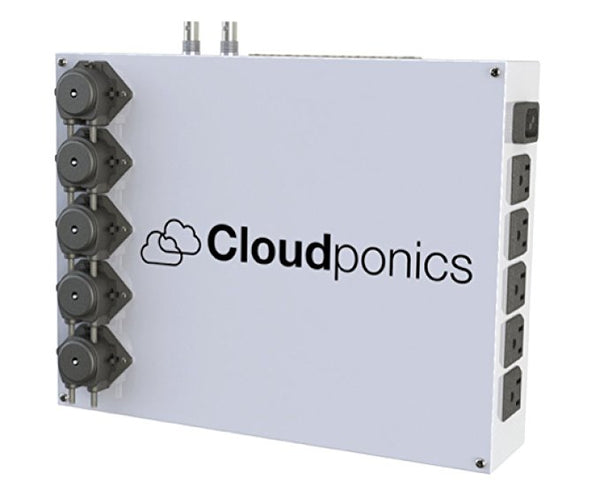 Cloudponics GroPro Fully Automated Smart Hydroponic Controller