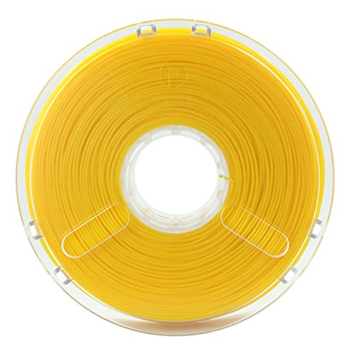 Polymaker PolyPlus PLA ( 1.75 mm, 750 g)True Yellow 3D Printing Filament