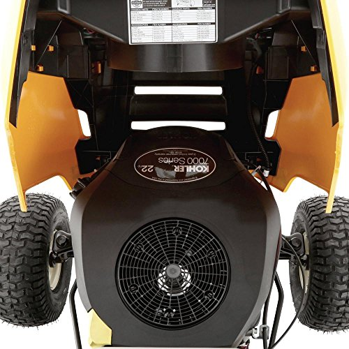 XT1 Enduro Series LT 46 in. 22-HP V-Twin KOHLER Hydrostatic Gas Front-Engine Riding Mower - Farmer Brad LLC