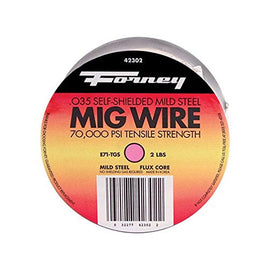 "Forney 42302 .035"" E71T-GS Welding Wire 2 Lb - Farmer Brad LLC"