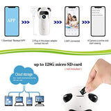WiFi Camera 1080P JBonest Wireless Indoor Camera IP Home Surveillance Camera For with Night Vision, Reverse Call Feature(2-Way Talk) For Baby/Elder/Pet/Nanny Monitor - Farmer Brad LLC