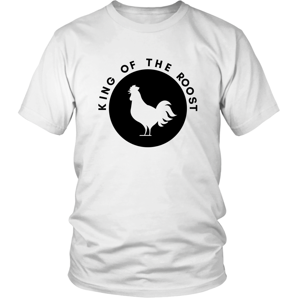 King of the Roost (Logo) - Unisex Shirt