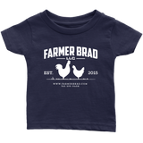 OFFICIAL FARMER BRAD (Infant T-Shirt)