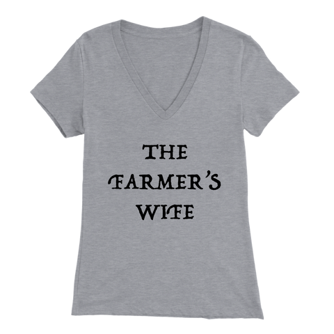 The Farmer's Wife Shirt - Farmer Brad LLC