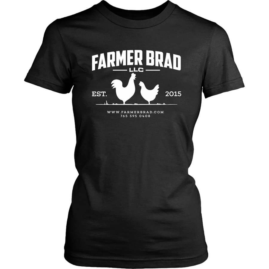 OFFICIAL FARMER BRAD (District Womens Shirt) - Farmer Brad LLC
