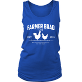 OFFICIAL FARMER BRAD (District Womens Tank) - Farmer Brad LLC