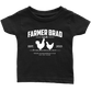 OFFICIAL FARMER BRAD (Infant T-Shirt) - Farmer Brad LLC