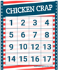 Chicken Crap Bingo - Farmer Brad LLC