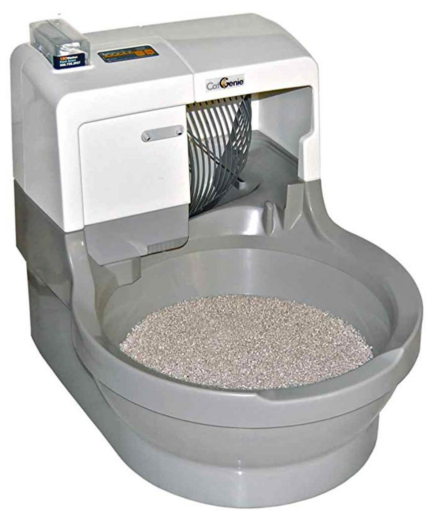 CatGenie Self Washing Self Flushing Cat Box - Farmer Brad LLC